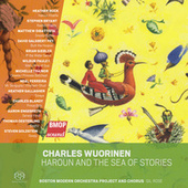Charles Wuorinen: Haroun and the Sea of Stories by Boston Modern Orchestra Project