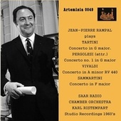 Tartini, Pergolesi & Others: Orchestral Works von Jean-Pierre Rampal