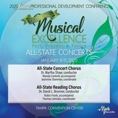 2020 Florida Music Education Association (FMEA): All-State Concert Chorus & All-State Reading Chorus [Live] von Various Artists