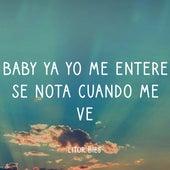Baby Ya Yo Me Entere Se Nota Cuando Me Ve de Litor Bies