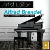 Beethoven - Artist Edition: Alfred Brendel plays 33 variations of Diabelli waltz von Alfred Brendel