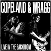 Live in the Backroom by Chris Wragg and Greg Copeland