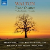 Walton: Chamber Works by Matthew Jones