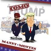 Como Donald Trump von Manny Montes