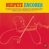 Heifetz Encores by Gabor Rejto