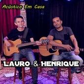 Acústico em Casa (Acústico) de Lauro