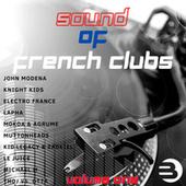 Sound of French Clubs fra Various Artists