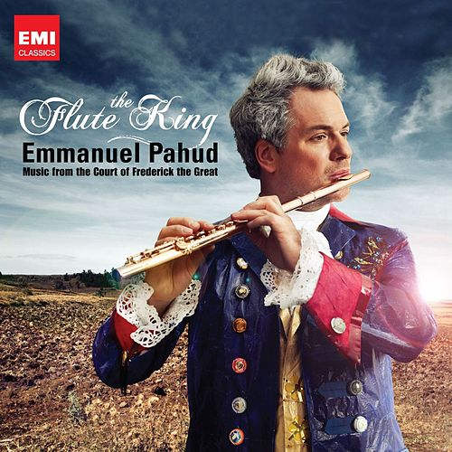 The Flute King: Music from the Court of Frederick the Great by Various Artists