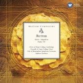 Rutter: Gloria, Magnificat, Psalm 150 von Choir of King's College, Cambridge