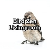 Bird Zen Livingroom von Yogamaster