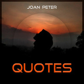 Quotes by Joan Peter