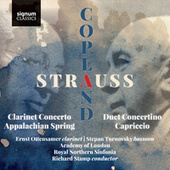 Strauss / Copland von Richard Stamp