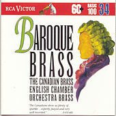 Baroque Brass, Basic 100 Vol.34 by Various Artists