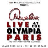 Amália, Live at the Olympia Paris von Amalia Rodrigues