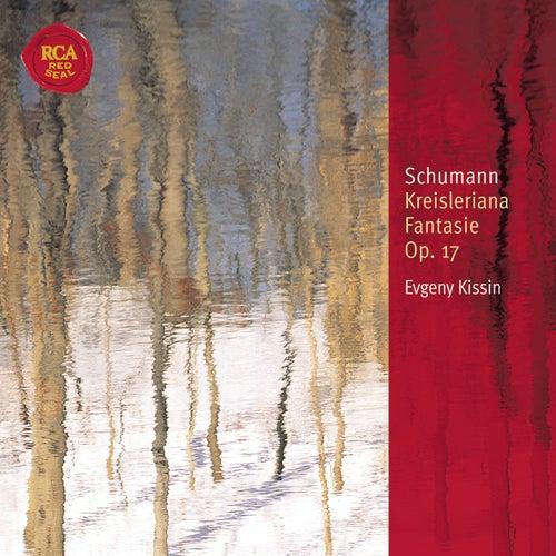 Schumann Kreisleriana & Fantasy Op. 17 by Evgeny Kissin