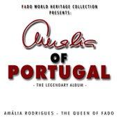 Amália of Portugal von Amalia Rodrigues