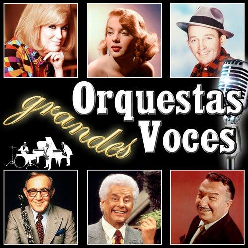 Orquestas Grandes Voces by Various Artists