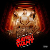 Say What You Want by Riff Raff
