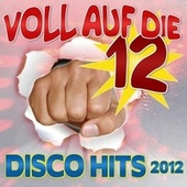 Voll auf die 12 Disco Hits 2012 de Various Artists