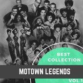 Best Collection Motown Legends, Vol. 1 von Various Artists