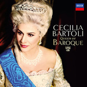 Queen of Baroque by Cecilia Bartoli