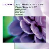 Mozart: Flute Concertos, K. 313 & K. 314; Clarinet Concerto, K. 622 by Various Artists