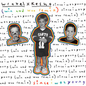 since i was young (with kesha) (win and woo remix) by Wrabel