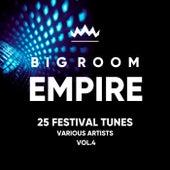Big Room Empire (Festival Tunes), Vol. 4 von Various Artists