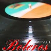 Boleros Vol. 2 by German Garcia