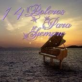 14 Boleros para Siempre by German Garcia
