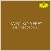 Narciso Yepes - Great Recordings von Narciso Yepes