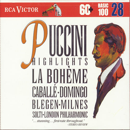 Puccini: Highlights From La Boheme by Various Artists