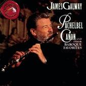 Pachelbel Canon & Other Baroque Favorites de James Galway