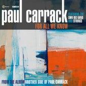 For All We Know de Paul Carrack