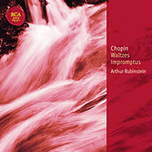 Chopin Waltzes & Impromptus de Arthur Rubinstein