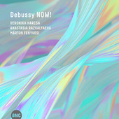 Debussy Now! by Veronika Harcsa