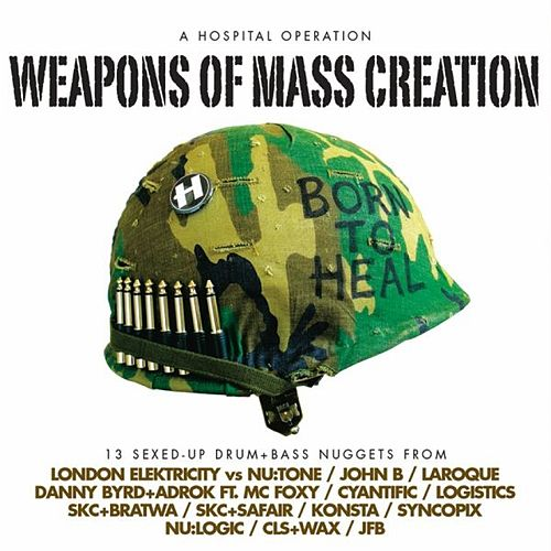 Weapons of Mass Creation by Various Artists