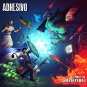 Tiempos De Cuarentemas, Vol. 1 de Adhesivo