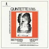 Mozart & Beethoven: Piano Quintets von Christoph Eschenbach