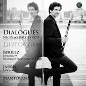 Dialogues von Nicolas Baldeyrou