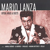 Arias and Duets by Mario Lanza