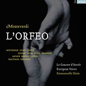 Monteverdi: Orfeo by Claudio Monteverdi