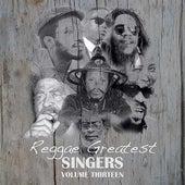 Reggae Greatest Singers Vol 13 de Various Artists
