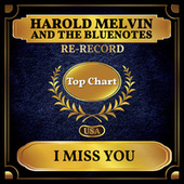 I Miss You (Billboard Hot 100 - No 58) de Harold Melvin & The Blue Notes