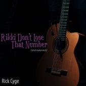 Rikki Don't Lose That Number (Instrumental Version) de Rick Cyge