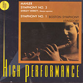 Mahler: Symphonies Nos. 3 & 1 by Various Artists