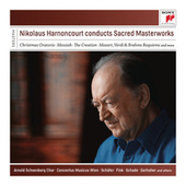 Nikolaus Harnoncourt Conducts Sacred Masterworks von Nikolaus Harnoncourt