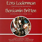 Laderman - Concerto For Orchestra/ Britten - Diversions On a Theme, Op. 21 de Baltimore Symphony Orchestra