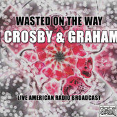 Wasted on the Way (Live) de David Crosby