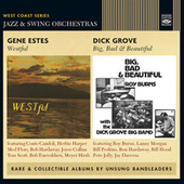 West Coast Series - Jazz & Swing Orchestras. Westful / Big, Bad & Beautiful von Dick Grove